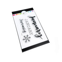 Catherine Pooler Designs - Clear Photopolymer Stamps - January