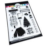 Catherine Pooler Designs - Clear Photopolymer Stamps - Go Outside