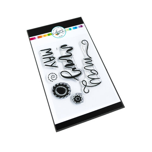 Catherine Pooler Designs - Clear Photopolymer Stamps - May