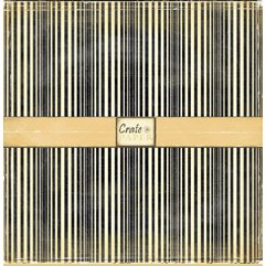 Crate Paper - Double Sided Textured Paper - Avenue Collection - Simple