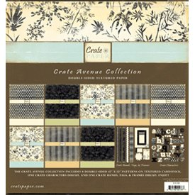 Crate Paper - Collection Kit - Avenue Collection