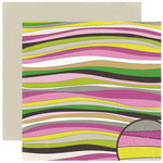Crate Paper - Bliss Collection - 12 x 12 Double Sided Paper - Spirited, CLEARANCE