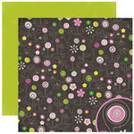Crate Paper - Bliss Collection - 12 x 12 Double Sided Paper - Impulse