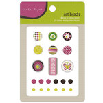 Crate Paper - Bliss Collection - Art Brads, CLEARANCE