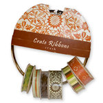 Crate Paper - Crush Collection - Ribbon Ring - Crate Ribbons, CLEARANCE