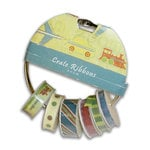 Crate Paper - Zoom Collection - Ribbon Ring - Crate Ribbons, CLEARANCE