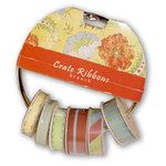Crate Paper - Brunch Collection - Ribbon Ring - Crate Ribbons, CLEARANCE