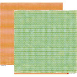 Crate Paper - Emma's Shoppe Collection - 12 x 12 Double Sided Paper - Sweets