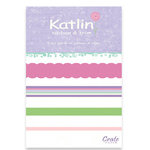 Crate Paper - Katlin Collection - Ribbon and Trim, CLEARANCE
