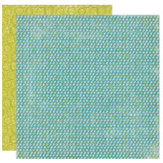 Crate Paper - Lillian Collection - 12 x 12 Double Sided Textured Paper - Mellow, CLEARANCE
