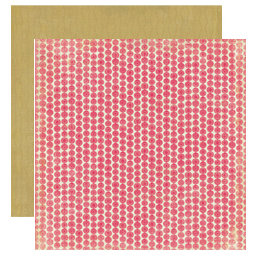 Crate Paper - Mia Collection - 12 x 12 Double Sided Textured Paper - Sparkle, CLEARANCE