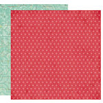 Crate Paper - Paper Doll Collection - 12 x 12 Double Sided Paper - Emma