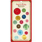 Crate Paper - Peppermint Collection - Christmas - Eclectic Buttons