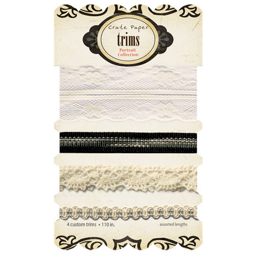 Crate Paper - Portrait Collection - Ribbon and Trims