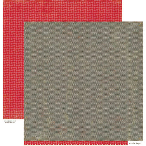 Crate Paper - Random Collection - 12 x 12 Double Sided Paper - Victorian