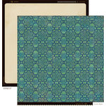 Crate Paper - Random Collection - 12 x 12 Double Sided Paper - Graphic