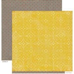 Crate Paper - Random Collection - 12 x 12 Double Sided Paper - Textile