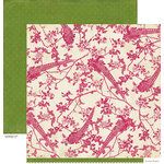 Crate Paper - Random Collection - 12 x 12 Double Sided Paper - Wallpaper