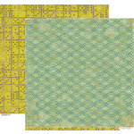Crate Paper - Restoration Collection - 12 x 12 Double Sided Paper - Flea Market