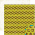 Crate Paper - Season Collection - 12 x 12 Double Sided Paper - Fall