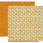 Crate Paper - School Spirit Collection - 12 x 12 Double Sided Paper - Chemistry