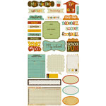 Crate Paper - School Spirit Collection - Cardstock Stickers - Phrase