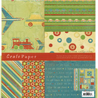 Crate Paper - Collection Kit - Zoom Collection