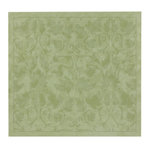 C R Gibson - Tapestry - 12 x 12 Scrapbook - Sage Stamped Leaf Scroll