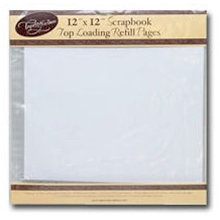C R Gibson - Tapestry - 12 x 12 Scrapbook Refill, BRAND NEW