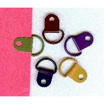 Creative Impressions - Metal Loops - Round - Heritage