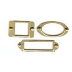 Creative Impressions - Metal Frames - Brushed Gold