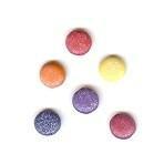 Creative Impressions - Glimmer Brads - Round - Bright
