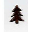 Creative Impressions - Brads - Tree - Antique Copper