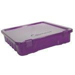Creative Options - Vineyard Collection - 12 x 12 Project Box - Purple