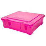 Creative Options - Vineyard Collection - Album and Craft Tub - Pink, CLEARANCE