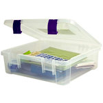 Creative Options - Vineyard Collection - Album and Craft Tub - Clear