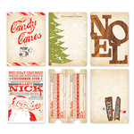 Chic Tags - Christmas - 25 Days Artist Trading Cards - Set of 6