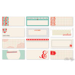 Chic Tags - Delightful Paper Tags - Valentine Collection - Love Note Mini Tags - Set of 12