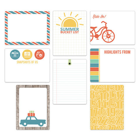 Chic Tags - Lets Go Collection - Cards