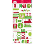 Doodlebug Design - Cardstock Stickers - Christmas Collection