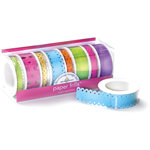Doodlebug Designs - Paper Frills - Bright Assortment Pack, CLEARANCE