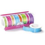 Doodlebug Designs - Paper Frills - Bright Assortment Pack, CLEARANCE