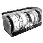 Doodlebug Designs - Paper Frills - Tuxedot Assortment Pack, CLEARANCE