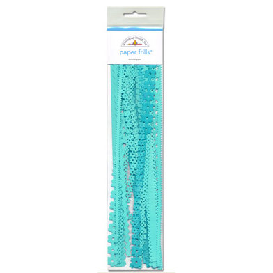 Doodlebug Designs - Paper Frills - Swimming Pool, CLEARANCE