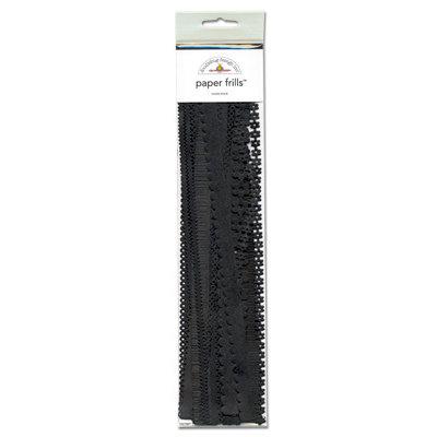 Doodlebug Designs - Paper Frills - Beetle Black, CLEARANCE