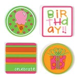 Doodlebug Design - Jellishments - Birthday Girl, CLEARANCE