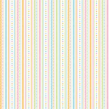 Doodlebug Design Easter Collection 12x12 Paper Easter Ribbon