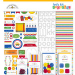 Doodlebug Design - Let's Kit Together - School