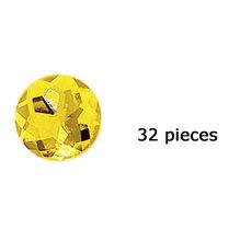 Doodlebug Design - Jewels Adhesive Rhinestones - Bumblebee, CLEARANCE