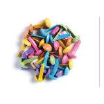 Doodlebug Design - Sugar Coated - Brads - Bright Assortment